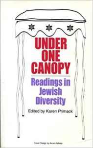 Book cover of Under One Canopy